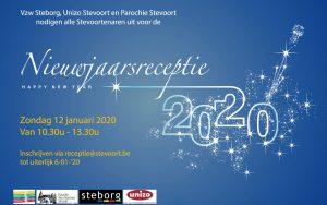 Nieuwjaarsreceptie Stevoort