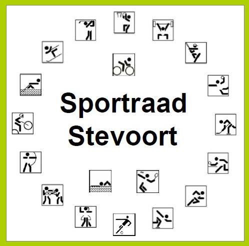 Logo Sportraad Stevoort