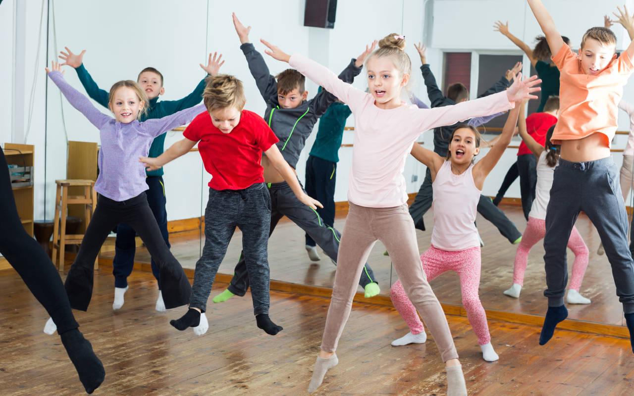 Dansen 4-5-6 leerjaar