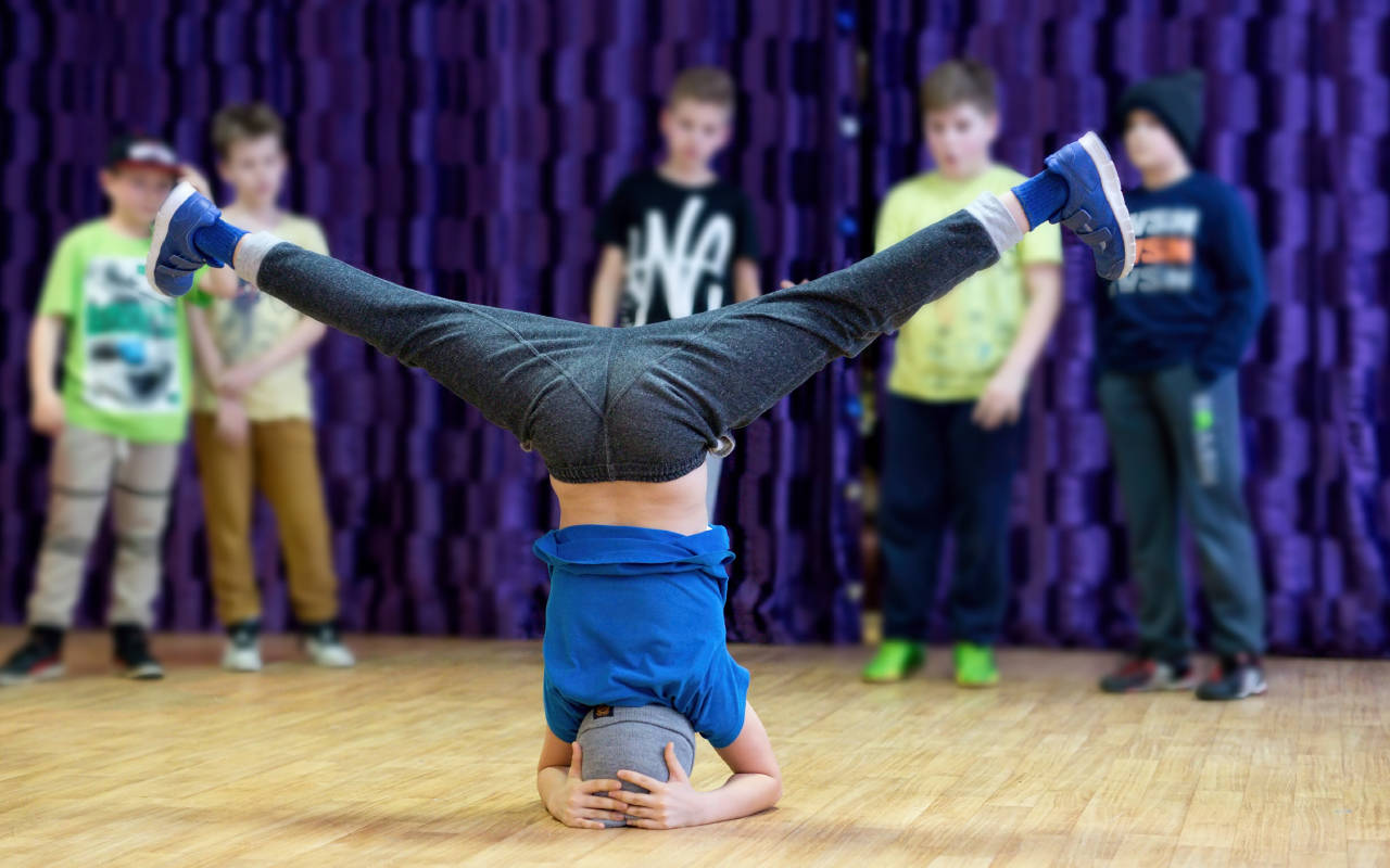 Streetdance 1-2-3-4e leerjaar